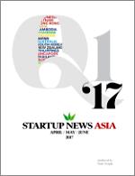 Startup News Asia: Q1 2017