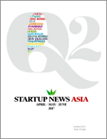 Startup News Asia Q2 2016