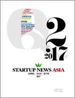 Startup News Asia: Q2 2017
