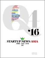 Startup News Asia, Q4 2016