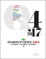 Startup News Asia: Q4 2017