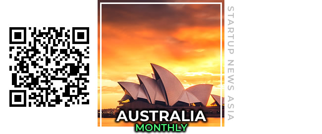 Australia's startup news: Monthly