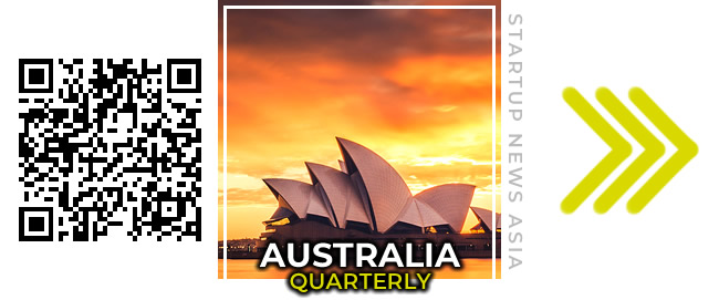 Australian startups, quarterly news
