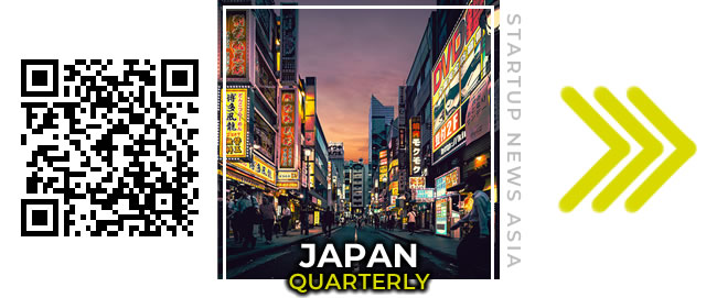 Japanese startups, quarterly news