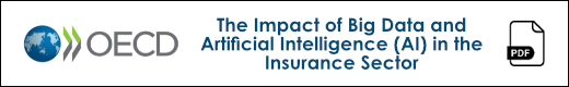 OECD: AI and Big Data in Insurance (pdf)