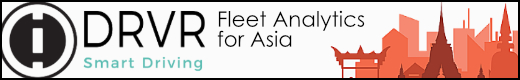 Thailand: DRVR Fleet Analytics