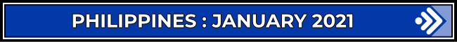 Philippines: January 2021