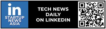Asia's tech startup news on LinkedIn